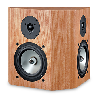 66-SE/R Oak Speaker With No Grille