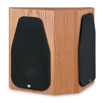 66-SE/R Oak Speaker With Grille