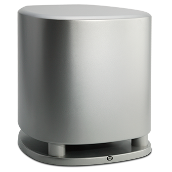 A-10S Powered Subwoofer (Silver)