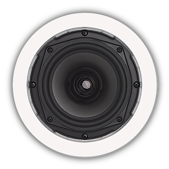 A-504D Speaker With No Grille
