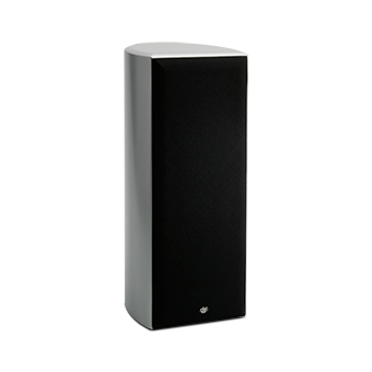 Vertical AC-525 Silver Speaker With Grille