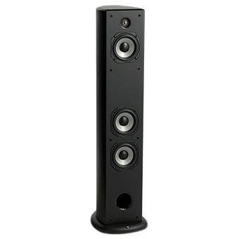 AC-5T Black Speaker With No Grille