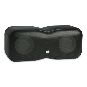 C-4 LCR/Center Black Speaker