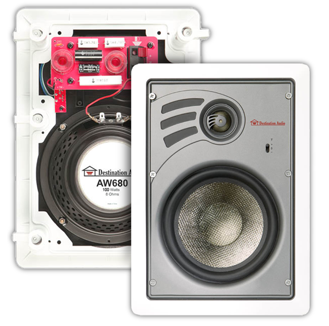 AW680 In-wall Speaker Product Image