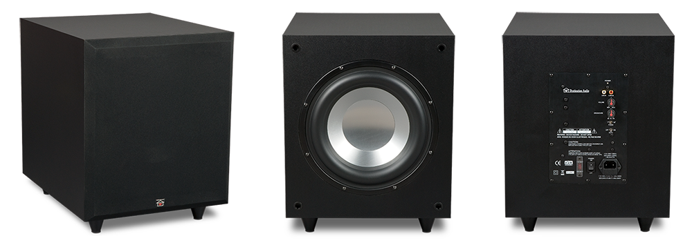 SF10 Powered Subwoofer