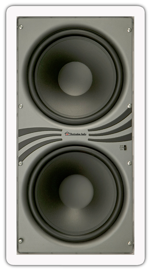 SW8 In-wall Subwoofer