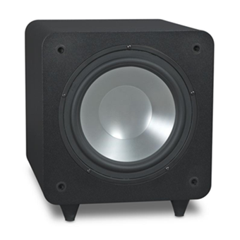 E10s Subwoofer without Grille