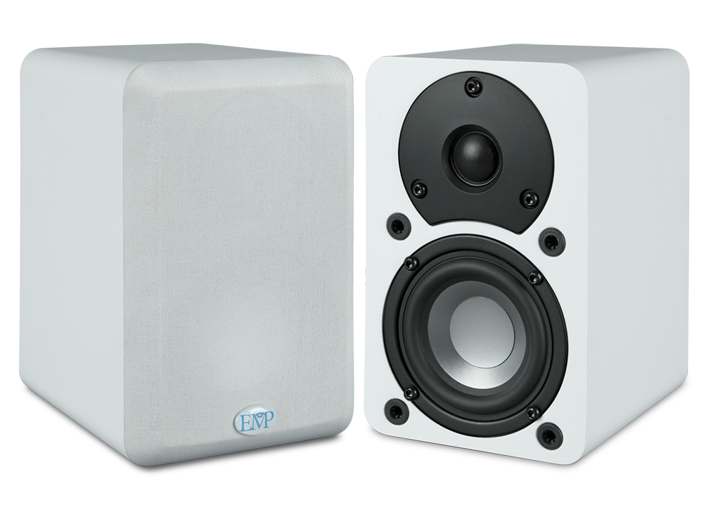 E3 SERIES E3b MINI BOOKSHELF SPEAKERS