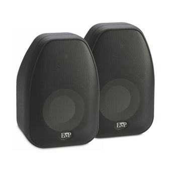 ECA-4 Black Speakers