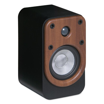 EF50 Bookshelf Speaker, Cherrywood, without Grille