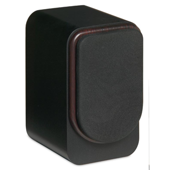 EF50 Rosewood Speaker with Grille