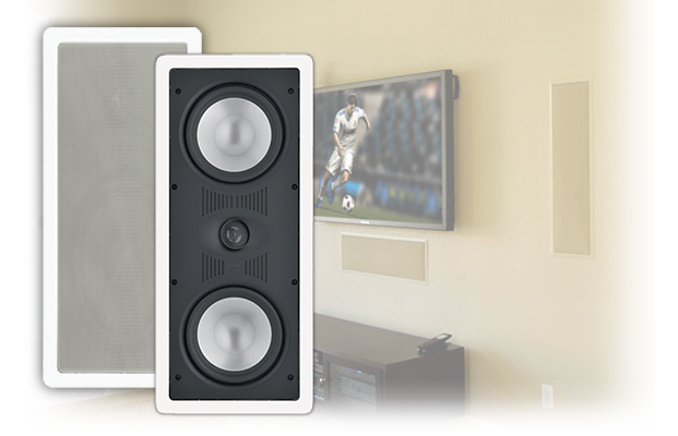 Rbh Sound In Wall Speakers