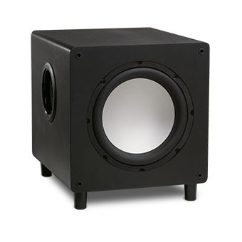 MS-10.1 Powered Subwoofer, No Grille
