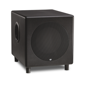 MS-10.1 Powered Subwoofer, with Grille
