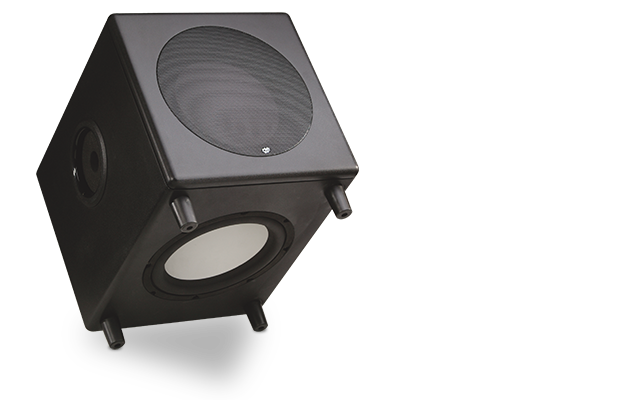 MS-10.1 Powered Subwoofer