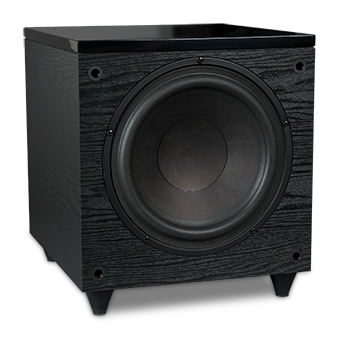 PC-10 Powered Subwoofer, without Grille