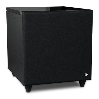 PC-10 Powered Subwoofer, with Grille