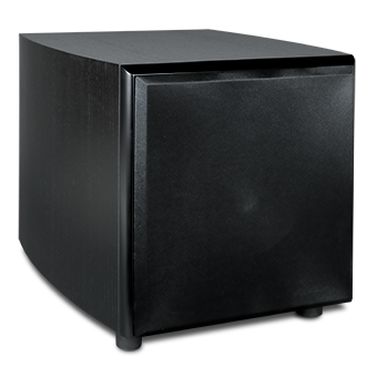 SX-10 Powered Subwoofer, with Grille