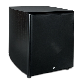 SX-12 Powered Subwoofer, with Grille
