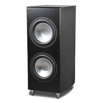 SX-1212P Powered Subwoofer, without Grille