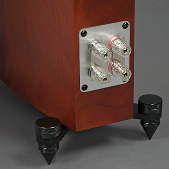 SX-4T Tower Speaker, Terminals