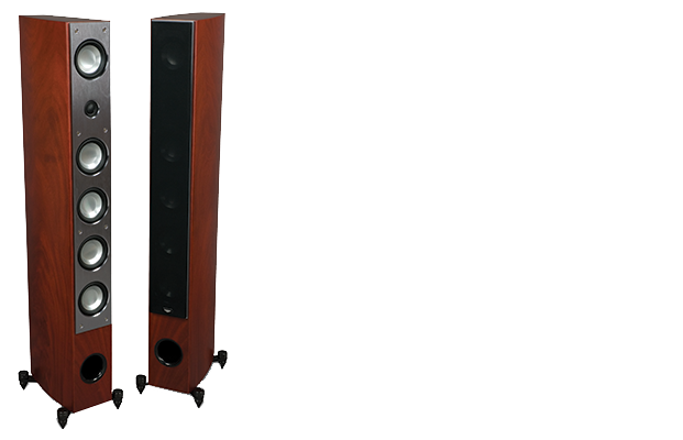 SX-4T Tower Speakers
