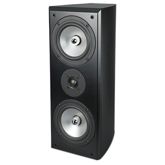 SX-661/R Left/Right Main Speaker, without Grille