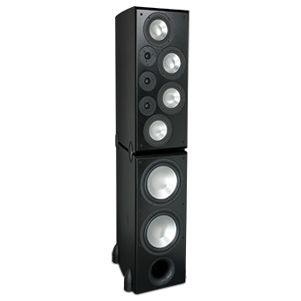 SX-T2 Left/Right Front Main Speaker, without Grille
