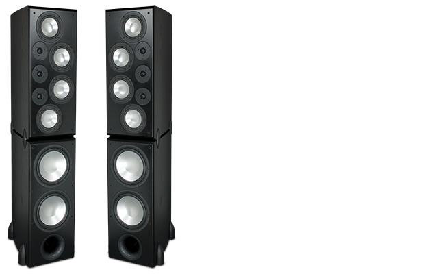 SX-T2 Left/Right Front Main Speaker