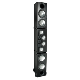 SX-T3 Left/Right Front Main Speaker, without Grille