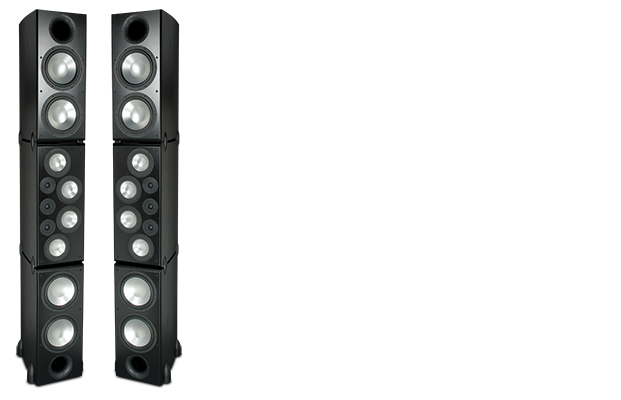 SX-T3 Left/Right Front Main Speaker