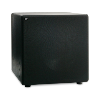 TS-10AP Powered Subwoofer, without Grille