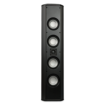 WM-30 On-wall Speakers, without Grille