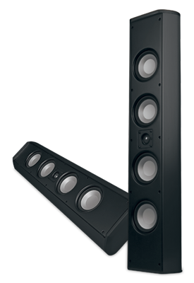 M Series On-wall Speakers