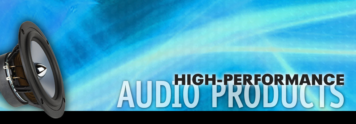 RBH Sound High Performance Home Audio