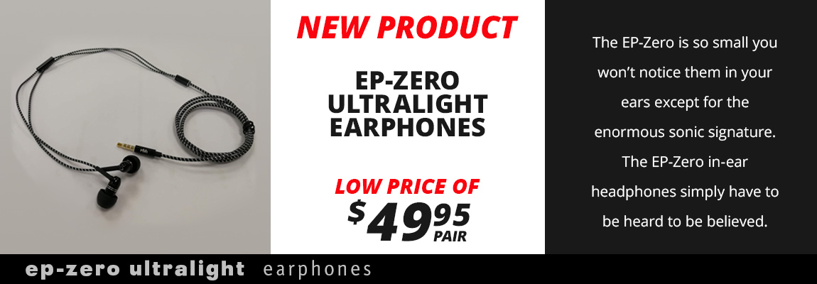 EP-Zero Earphones