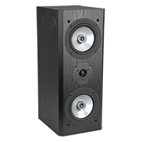 SI-770R BUILT-IN LCR SPEAKER