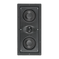 VA-414 IN-WALL 2-WAY SPEAKER