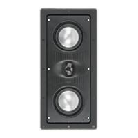 VM-414 IN-WALL 2-WAY SPEAKER